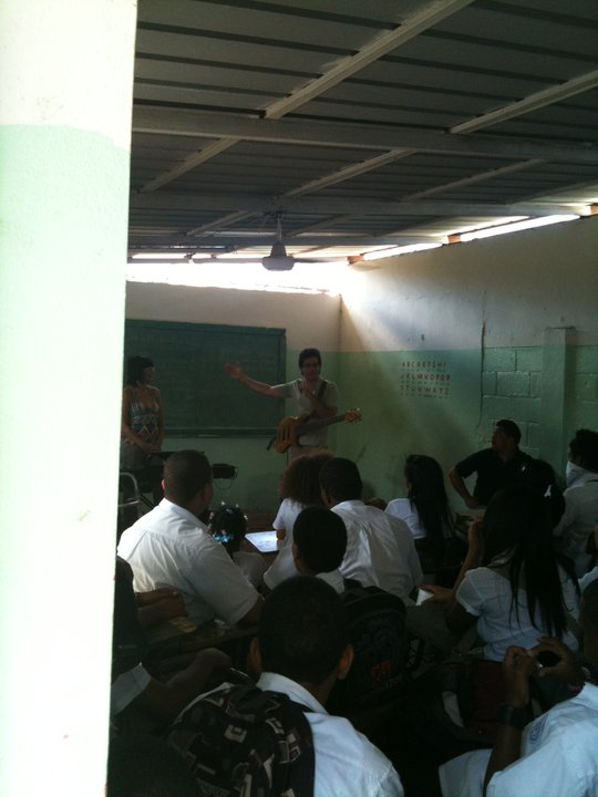 Clinic at Comunidad Cristo Rey